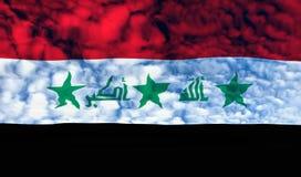 iraq royaltyfri illustrationer