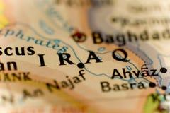 iraq Fotografering för Bildbyråer