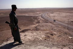 1993 Iraq del norte - Kurdistan Imágenes de archivo libres de regalías