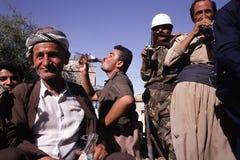 1993 Iraq del norte - Kurdistan Fotos de archivo libres de regalías