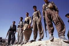 1993 Iraq del norte - Kurdistan Fotografía de archivo