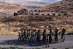 1993 Iraq del norte - Kurdistan Foto de archivo libre de regalías