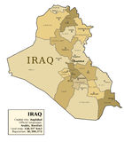 Iraq Royalty Free Stock Images