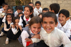 Iraqi Children Stock Image
