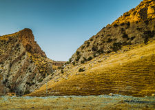 Iraqi mountains Stock Images