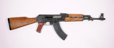 Iraqi Tabuk Kalashnikov Royalty Free Stock Photos