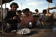 1993 Iraque norte - Curdistão Foto de Stock Royalty Free