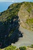 Irazu-Vulkan stockfoto