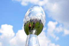 IRB Nations Cup Trophy Royalty Free Stock Photo
