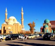Irbil - Iraq stock image