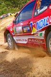 IRC 2010 - Determinado - Trentin Mauro Fotografía de archivo