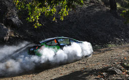 IRC, Cyprus Rally 2012 Royalty Free Stock Photo