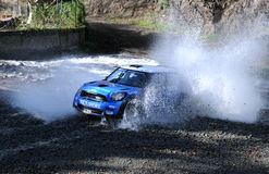 IRC, Cyprus Rally 2012 Royalty Free Stock Photos