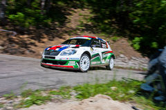 IRC PRIME Yalta Rally 2011 Royalty Free Stock Image
