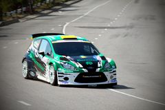 IRC PRIME Yalta Rally 2012 Stock Photography