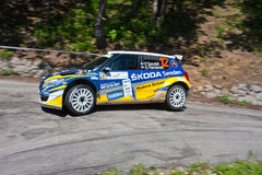 IRC PRIME Yalta Rally Royalty Free Stock Photo