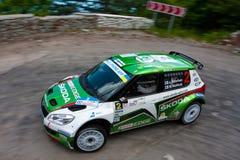 IRC PRIME Yalta Rally Stock Image