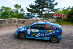 IRC PRIME Yalta Rally Royalty Free Stock Images
