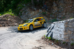 IRC Yalta Prime Rally 2011 Royalty Free Stock Photos