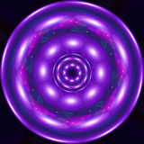 Ircle del  de la lila Ñ Imagenes de archivo