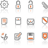 Ireflect set 3 - Web and Internet Icons Stock Photo