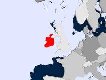 ireland översikt Arkivbild