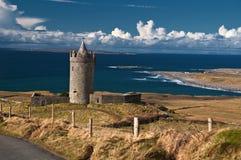 ireland antyczny grodowy zachód irlandzki stary Obrazy Stock