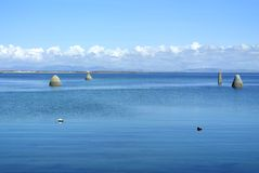 Ireland beach Arran Island Royalty Free Stock Photo