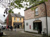 Ireland. Bunratty Folk Park Stock Photo