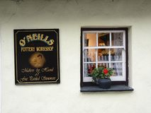 Ireland. Bunratty Folk Park Royalty Free Stock Photos