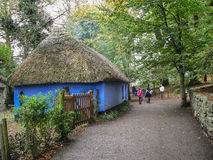 Ireland. Bunratty Folk Park Royalty Free Stock Images