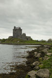 Ireland castle in vertical position Royalty Free Stock Photo