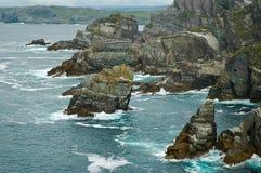 Ireland coast Stock Image