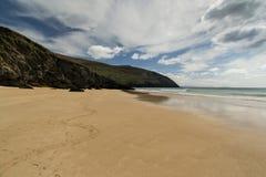 Ireland coast located in Ring of Kery road Stock Photo