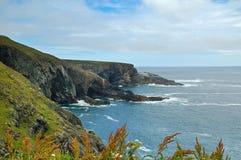 Ireland coastline Royalty Free Stock Photography