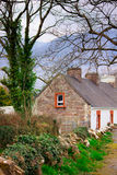 Ireland Cottage Stock Image