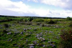 The Burren Stock Photography