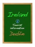 Ireland, Dublin. Royalty Free Stock Images