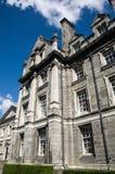 Ireland. Dublin. Trinity College stock photography