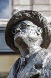 Ireland. Dublin. James Joyce Royalty Free Stock Photos