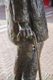 Ireland. Dublin. James Joyce Stock Photography