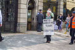 Ireland. Dublin. June 6, 2012 Royalty Free Stock Photography