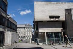 Ireland .Dublin. Trinity College Stock Photography