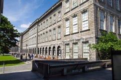 Ireland. Dublin. Trinity College Stock Image