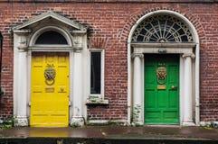 Ireland. Dublin Royalty Free Stock Photography