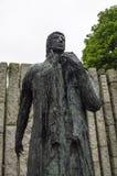Ireland. Dublin. Theobald Wolfe Tone Royalty Free Stock Image