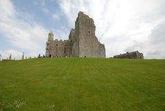 ireland för 2 cashel rock Arkivbilder
