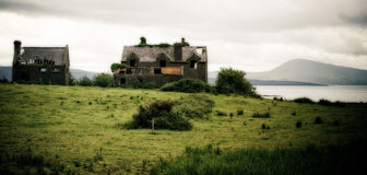 ireland fördärvar Royaltyfria Bilder
