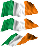 Ireland Flag Stock Images