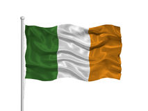 Ireland Flag 2 Royalty Free Stock Image